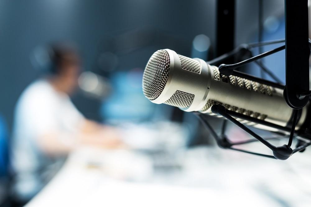 ラジオ番組に出演しました